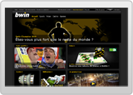 site internet de Bwin