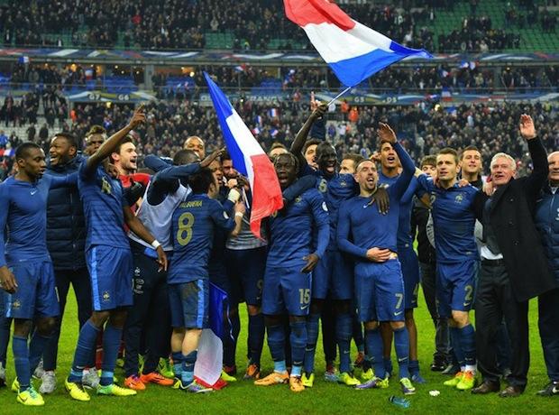 Parier sur l 39 quipe de france la coupe du monde 2014 - Coupe de france l equipe ...